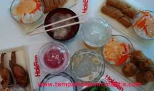 Tempat Makan Bergaya Khas Jepang di Lampung