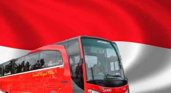 Bus Mudik Lebaran 2019