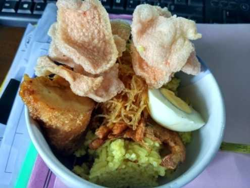 Tempat Sarapan Nasi Uduk Wisata Kuliner Pringsewu