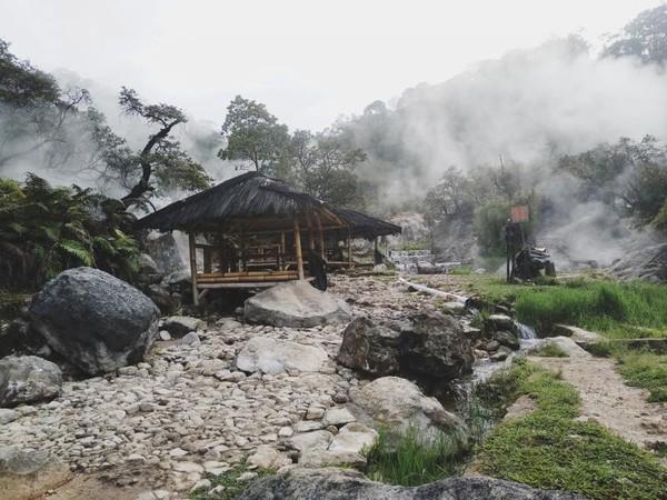 Bukan Onsen di Jepang, Ini di Bandung